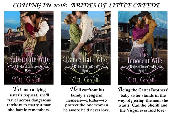 Brides of Little Creede Promo Banner
